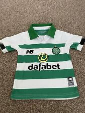 Celtic FC football shirt, age 3, hardly used and in excellent condition