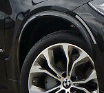 "BMW Brand Genuine F15 X5 2014+ Black Wheel Arch Extension Kit For 20"" 21"" Wheels"
