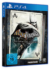 Ps4 Batman: Return to Arkham NEUF