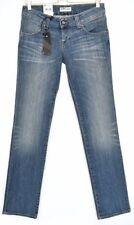 Stonewashed Straight Leg Regular Size Jeans Women's Lee