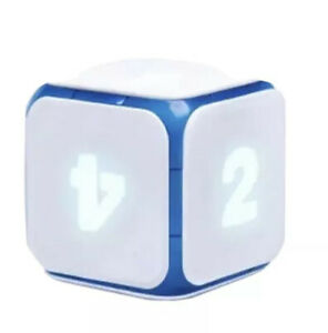 DICE+ - Electronic Die Controller - White/Blue DICE+ D6051
