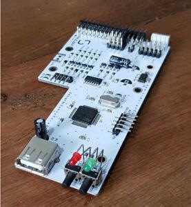 Sinclair Spectrum IBM PC Floppy disk GOTEK emulator w/ Flash Floppy preinstalled