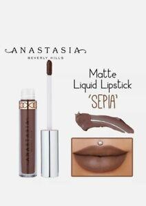ANASTASIA Matte Liquid Lipstick-Sepia