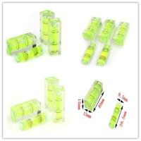 Square/Cylindrical Bubble Spirit Level Ruler / Picture Hanging Measuring tools