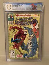 Amazing Spider-Man #378 CGC 9.6 Limited NY City Label Venom Carnage