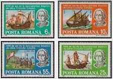 Timbres Bateaux Roumanie 4020/3 ** lot 17089