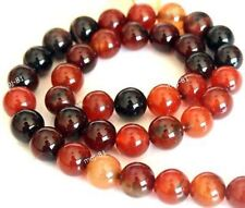 6MM Natural Smooth Dream Agate Onyx Round Gemstone Loose Beads Strand 15""