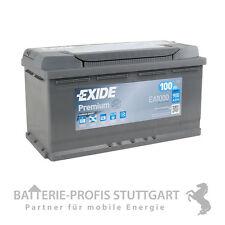 Exide Premium Carbon Boost 12V/100Ah 900A ersetzt 88Ah 90Ah 95Ah