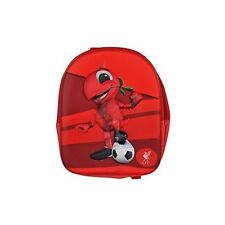 Official Football Merchandise Liverpool Kids Mascot MOULDED Backpack