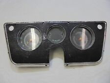 1967-1972 Chevy Truck Instrument Gauge Cluster Assembly