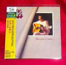 Nara Leao Meu Primeiro Amor JAPAN SHM MINI LP CD UICY-94155