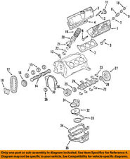 GM OEM-Rocker Arm 24504436