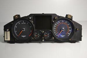 BENTLEY CONTINENTAL GT DASHBOARD INSTRUMENT CLUSTER 3W0920840M