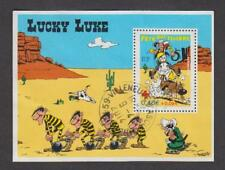France - Bloc Feuillet Oblitéré - Lucky Luke - N°55 (3547) - 2003 - TB