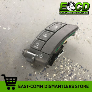 GM Holden VN VP Master Control Switch Wiper Demister Trip Computer Dome - Grey