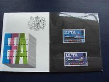 """1967 EFTA  PRE DECIMAL PRESENTATION PACK """"FLAT""""  MNH """"SPECIAL OFFER"""""""