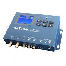 Neu Original SATLINK WS-6990 Digital Satellite TV Finder DVB-T HDMI Modulator HD