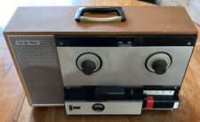 Rare Vintage Van Der Molen VR7 Reel to Reel Cassette Tape Player SPARES / REPAIR