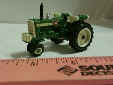 1/64 ertl custom agco white oliver 1850 nf diesel over under tractor farm toy