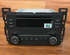 NEW UNLOCKED Chevy MALIBU OEM Radio Stereo CD Player Receiver 2004-2007