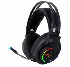 3.5mm Gaming Headset MIC LED Headphones for PC SW Laptop PS4 Xbox One