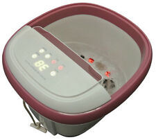 Carepeutic Touchscreen Oxy-Energized Water Jet Foot and Leg Spa Massager,