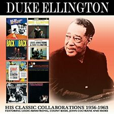 Duke Ellington - His Classic Collaborations 19561963 (4Cd)