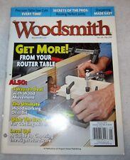 Woodsmith Woodworking Magazine Vol. 35/No. 210