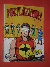 ZAGOR- NO ZENITH- N°60-originale DA LIRE 300 -1975 **NOME ROSSO-GALLIENO FERRI