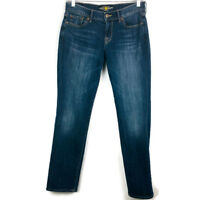 LUCKY BRAND SWEET N STRAIGHT Women Blue Jeans Sz 6 Medium Wash Low Rise