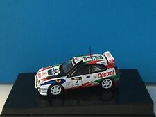 AUTOart 1:43 Toyota Corolla WRC 1999 Safari Rally Kenya Modell Nr: 69981