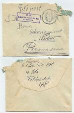 36278 - Feldpostbrief - 15.8.1917 nach Pirmasens