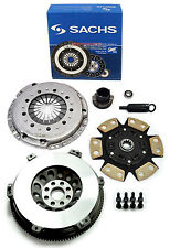 SACHS-STAGE 3 HD CLUTCH KIT & 14.5 LBS LIGHTWEIGHT FLYWHEEL for 01-06 BMW M3 E46