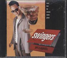 SWINGERS GET A NIGHTLIFE CD