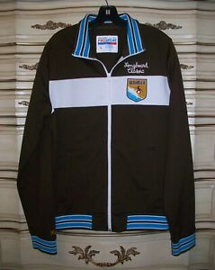 HOLLISTER Vintage 90s Pro Sport Longboard Waimea Classic Track Brown Jacket L