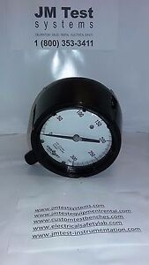 "1279 Ashcroft  300 PSI pressure Duragauge 4½""  dial 2019 inv. clearout -  ITL"