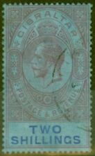 Used Gibraltar Stamps Good (G)