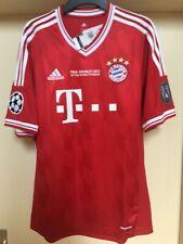 Bayern München Trikot Champions League Finale 2013 Wembley Gr. L Neuware OVP