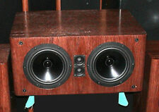 High-End Home Theater Center Channel Speaker Loudspeaker BUILT-TO-ORDER NEW