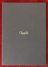 Chantelle ~ Lingerie Catalog Fall/Winter 2012 ~ Eniko Mihalik Camilla Akrans