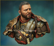 YOUNG Miniatures GENERALE ROMANO YH1840 KIT Busto 1/10th non verniciata