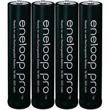 PANASONIC Eneloop Pro Rechargeable Battery AAA 900mAh MADE IN JAPAN