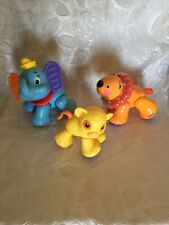 Fisher Price Amazing Animals Elephant, Bear, Cub