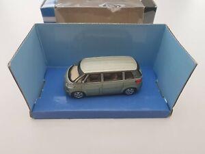 Green Volkswagen Microbus 1/72 Hongwell Cararama boxed/packaged