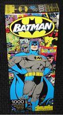 """Aquarius """"DC Comics"""" Batman Comics Slim Jigsaw Puzzle 1000 Pieces: 73-026"""