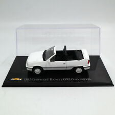 1:43 IXO Altaya Chevrolet Kadett GSI Conversivel 1992 Diecast Edition Collection