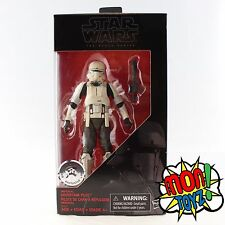 "HOVER TANK PILOT- STAR WARS Toys R Us EXCLUSIVE 6"" (6 inch) BLACK SERIES  new"