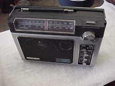 VINTAGE GENERAL ELECTRIC SUPER RADIO 2 SUPERADIO II AM/FM MODEL 7-2885D GE