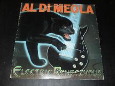 """AL DI MEOLA """"ELECTRIC RENDEZVOUS"""" COLUMBIA 1982"""