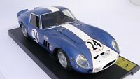 Revell 08855 1/12 Ferrari 250 GTO Version 3987GT Nr. 24 blau - NEU in OVP